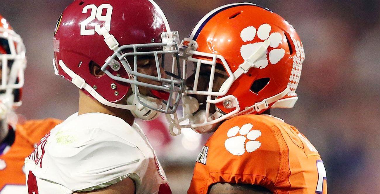 31f2c413636 College Football Betting Bowl Picks: Alabama vs Clemson and Georgia vs  Oklahoma with ESPN CFB Analyst Dusty Dvoracek